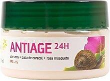 Tabaibaloe Aloe Vera Antiage + Sonnenschutz Face Cream Gesichtscreme 100 ml