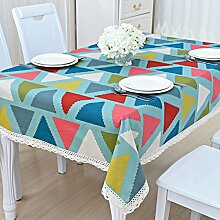 Tabelle cloth karo cloth garten baumwolle leinen klein frisch continental tischtuch rechteckig viereck ikea-S 140x140cm(55x55inch)