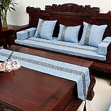 Tabelle runner chinese modern cloth tischtuch schuh cover tuch tv schrank-B 33x240cm(13x94inch)