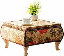 Tabelle Tatami Couchtisch Bucht Fenstertisch
