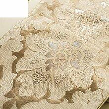 Tabelle Tuch Europäisch Tuch Tischdecke Luxuriöse Gehobenen Sie Pendant Wallpaper-A 90x90cm(35x35inch)