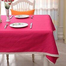 Tabelle Tuch Tischdecke/Gepolstert Baumwolltuch/Bugaboo Der Couchtisch-C 140x200cm(55x79inch)