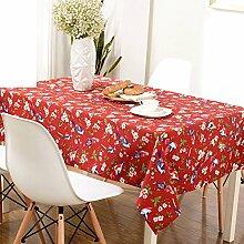 Tabelle Tuch Tischdecke/Tuch-matte/American Land Tischdecken-C 140x140cm(55x55inch)