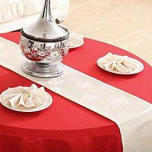 Tabellenfahne Simple Moderne Europäisch Kleine Frische Tischfahne Tischläufer Mode Tisch Flagge Couchtisch Tischdecke Flag Kabinettflagge-C 30x210cm(12x83inch)