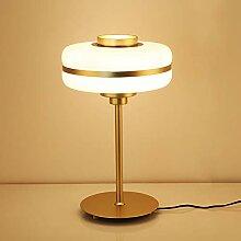 Table Lamp Moderne Einfache Metallscheibe