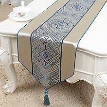 Table Runner Chinese Desktop Dekoration Esstisch