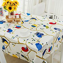 Tablecloth.A ASL Rectangle Tischtuch Lovely