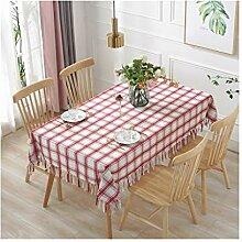 Tablecloth Rechteckige Tischdecke - Plaid mit