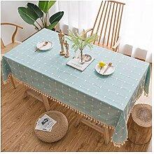 Tablecloth Rechteckige Tischdecke - Tischdecke mit