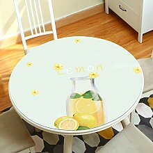 Tablecloth Runde Tischdecke,