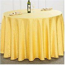 Tablecloth Runde Tischdecke - Geeignet for