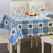 Tablecloth WERLM PVC Plastik Einweg Tischdecken
