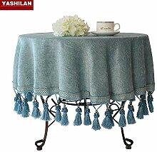 Tablecloth WHQ Runde