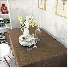 Tablecloth WHQ wasserdichte Tischdecke for