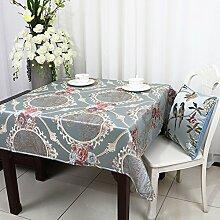 Tablecloths DE Modernes esstisch im europäischen