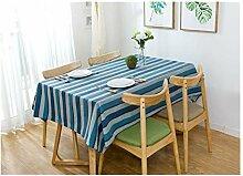 Tablecloths Modische rechteckige Tischdecke