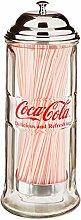 Tablecraft 's CC322Coca-Cola Glas Stroh