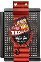 TableCraft BBQ Grillschale, antihaftbeschichtet,