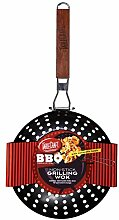 TableCraft BBQ19HM Non Stick 12 by 11 by 3-Inch