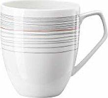 TAC Gropius Becher mit Henkel Stripes 2.0 Band