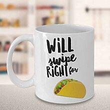 Taco Geschenke - Taco Liebhaber - Taco Becher -