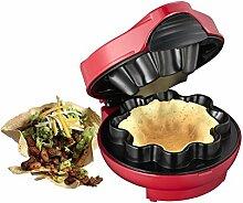 Taco Maker Waffel Schalen Nachtisch Eis Becher Schüssel Tortillas Melissa 16250045