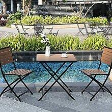 Tägliches Zubehör Gartentisch und Stühle Set