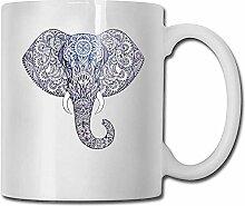 Tätowierungs-Elefant mit