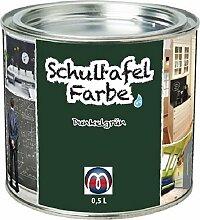 Tafelfarbe/Schultafel-Lack 0,5 L Dose - Tafel-Lack