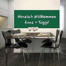 Tafelfolie 150x60 grün selbstklebend