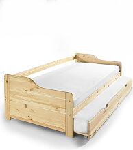 Tagesbett, beige (Gr.1)