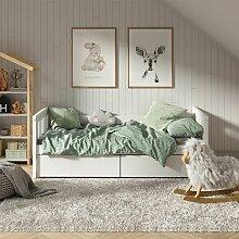 Tagesbett Luna Kinderbett 90x200cm Kojenbett