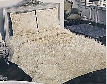 Tagesdecke Bettdecke Danteel Home Fiona Satin