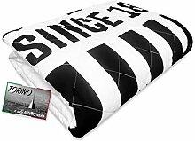 Tagesdecke Einzelbett Juve Juventus