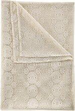Tagesdecke Sophie, beige (Einzelbett mit Fußteil 140/210 cm)