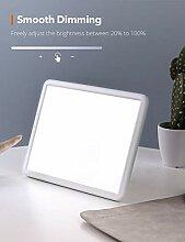 Tageslichtlampe 10000 Lux, Lichttherapielampe