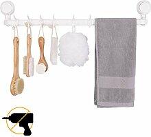 TAILI Handtuchstange ohne Bohren Handtuchhalter