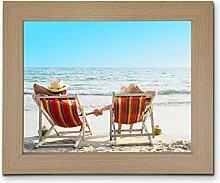 Tailored Frames Bilderrahmen, quadratisch, A2,