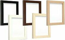 Tailored Frames Bilderrahmen, quadratisch, Buche,