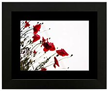 Tailored Frames-Black quadratisch Design