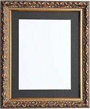 Tailored Frames Goldfarbener Bilderrahmen im
