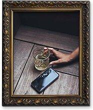 Tailored Frames-Vienna Gold, Vintage Kunstvolles