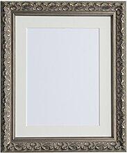 Tailored Frames-Vienna Silber Vintage Kunstvolles