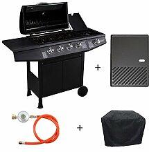 TAINO® Basic Gasgrill Grillwagen BBQ