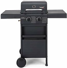 TAINO COMPACT 2+0 Gasgrill Grillwagen Griller BBQ