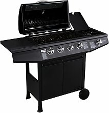 TAINO® Gasgrill BBQ Grillwagen 4