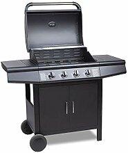 TAINO® Pro Gasgrill BBQ Grill-Wagen 4