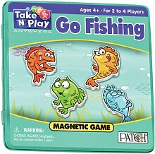 Take 'N' Play Anywhere Magnetic Game-Go