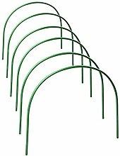 Takefuns 6 Stück Pflanzenabdeckung, Hoher
