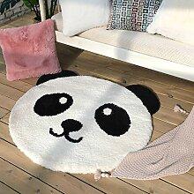 Taleta Shaggy Panda Teppich Handtufter